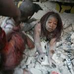 землетрясение - Гаити