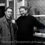 Вячеслав Климович и Александр Цыганок на фото Евгении Писаренко Гомель