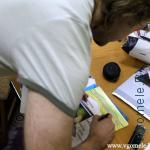 автограф на фирменном плакатике vGomele.by