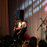 на концерте группы J:Морс 30 сентября в Гомеле