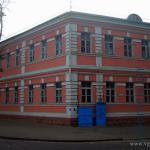 бывшая больница