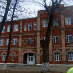 бывшее женское училище в Гомеле