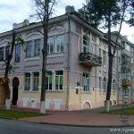дом Грошикова
