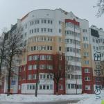 дом на улице Сожской