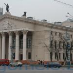 драматический театр в Гомеле