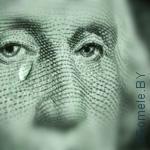доллар плачет - его подделали