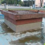 фонтан на пл. Ленина