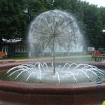 фонтан на пл. Победы