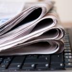 газеты и Интернет