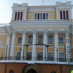 Гомельский дворец Румянцевых и Паскевичей
