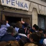 дефицит гречки?