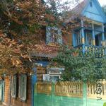 красивый деревянный дом на Барыкина
