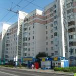многоэтажный дом на ул. Полесской