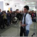 """открытие выставки """"Пятое солнце"""" А. Фоминой"""