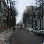 начало улицы Артёма