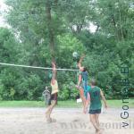 кубок Гомеля по пляжному волейболу