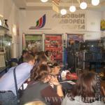 пресс-конференция с Владимиром Пугачем в Гомеле
