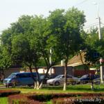 ДТП в Советстком районе Гомеля - 23 июня 2011 г.