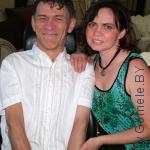 Сергей и его жена Тамара