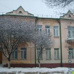 старое кирпичное здание