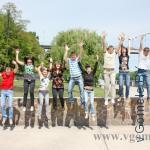 студенты в Гомеле