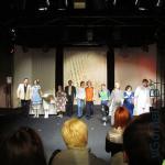 Фото сцен спектакля «Рождение»