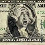 долларов нет
