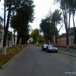 вид на улицу Баумана