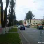 вид на улицу Билецкого