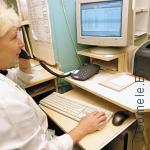 врач по телефону консультирует