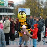 выставка мёда в Гомеле