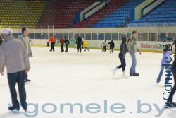 Ледовый дворец в Гомеле