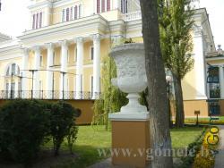 Дворец Румянцевых-Паскевичей в Гомеле