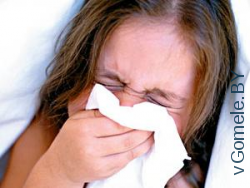 грипп в Гомеле