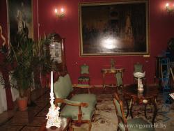 Ночь музеев во дворце Румянцевых и Паскевичей