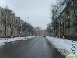 начало улицы Победы