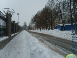 улица Сожская