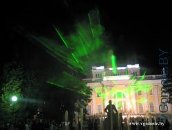 лазерное шоу