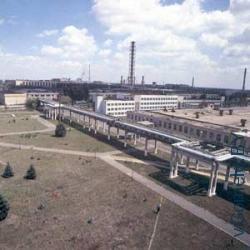 завод в Светлогорске