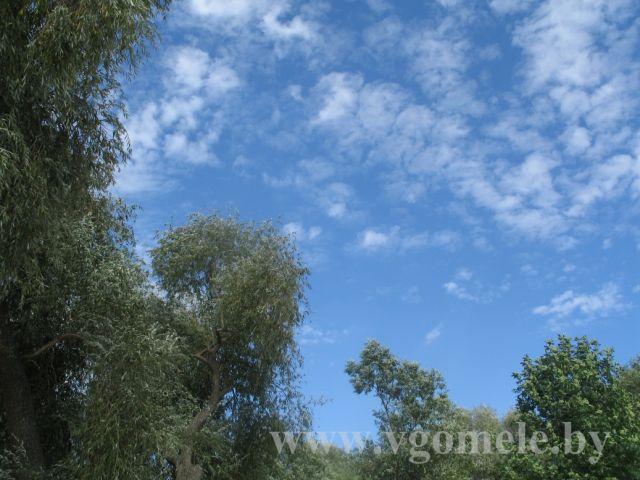 Ультрамариновое небо