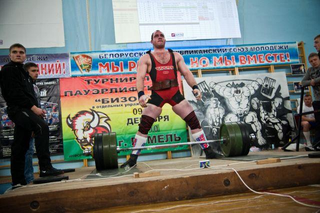 Скоро событие года в мире белорусского пауэрлифтинга