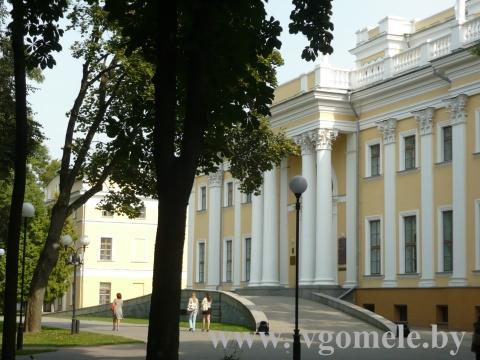 Дворец Румянцевых в Гомеле