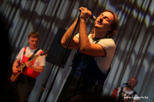 Концерт в ОКЦ 30 сентября 2011 года