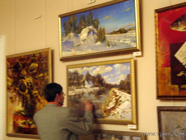 Картины и художник