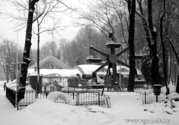 Зимний аттракцион