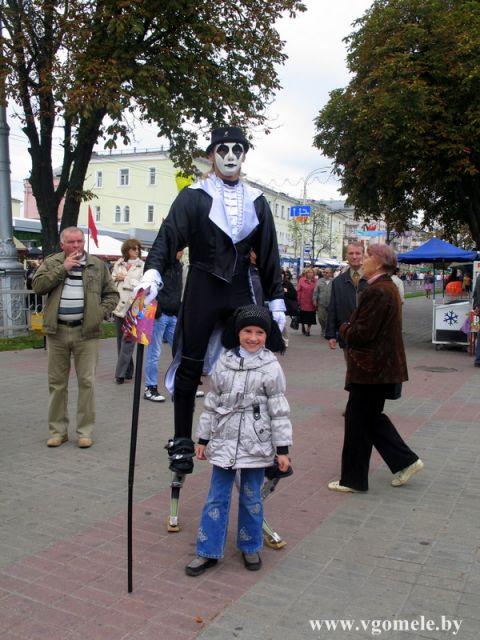 У цирка