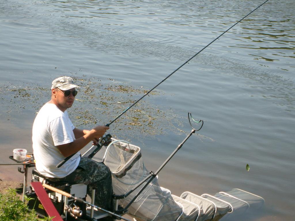 гомельские рыболовы